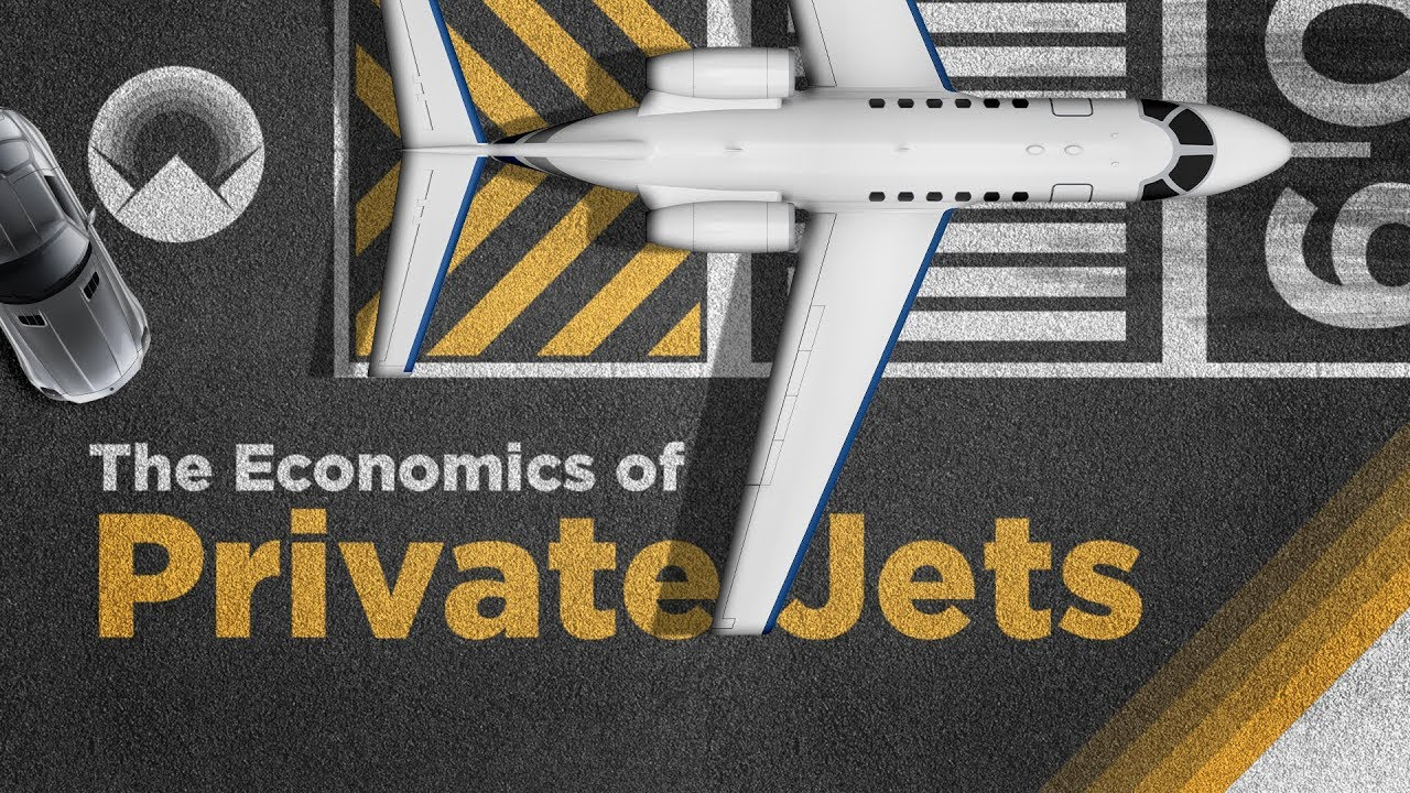 The Economics Of Private Jets Youtube