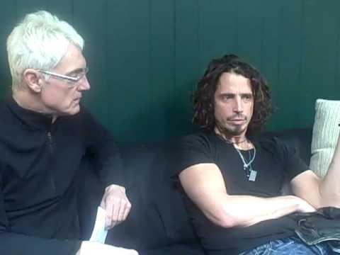 Chris Cornell interview, Part 1