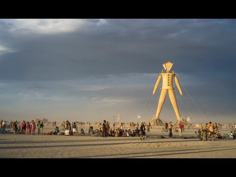 Burning Man 2014 Part 2 English