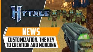 Customization   The Key To Hytales Creation And Modding