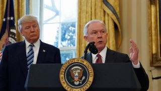 Trump continues attack on AG Jeff Sessions in new tweets Free HD Video