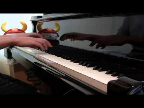 楽譜は、kmpの「ピアノ・ピース[思い出のマーニー]より」の ものを使いました。原曲は「アルハンブラの思い出」という曲 なんだそうです...