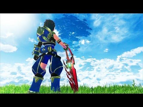 XENOBLADE CHRONICLES 2 Trailer (Nintendo Switch - 2017)