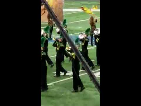 Comstock Park High School Marching Band - 2018 MCBA State Finals