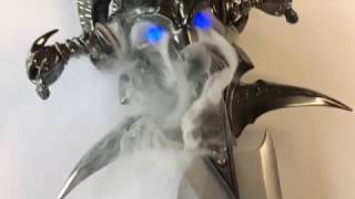 Frostmourne Warcraft Prop Sword with LED's and Fog