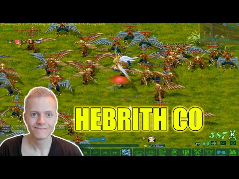 AN EXTREMELY UNIQUE SERVER - HEBRITH CO (Conquer Online Private Server)