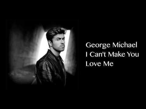 George Michael - I Can't Make You Love Me instrumental