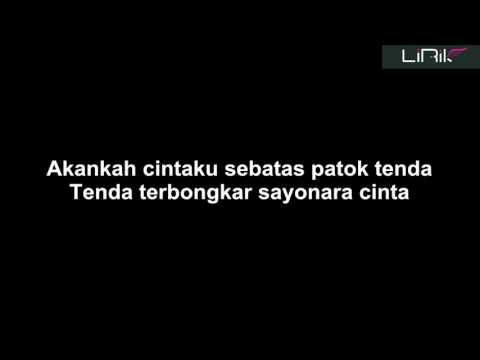 Official Cideo | Cinta Sebatas Patok Tenda