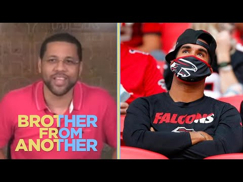 Smith: 'Incompetance' led to Atlanta Falcons' collapses | Brother From Another | NBC Sports