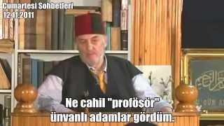 (K512) Cehalet Umumileşmiştir Türkiye Cumhuriyeti'nde - Üstad Kadir Mısıroğlu