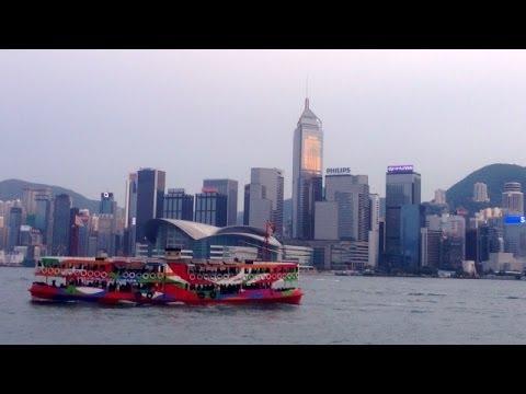 Hong Kong - Shenzhen (Shekou Port) by Ferry