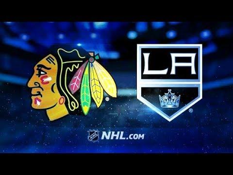 CHICAGO BLACKHAWKS VS LOS ANGELES KINGS 3/3/18
