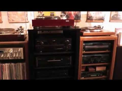 Room Tour and Turntable Collection...For the Last Time...PROMISE!