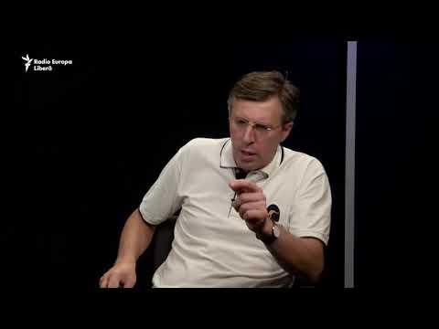 Interviu Pentru Radio Europa Liberă Moldova