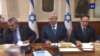 نتنياهو يبحث عن موديلات ونماذج جديدة للسيادة الفلسطينية على الأرض - (5-11-2017)