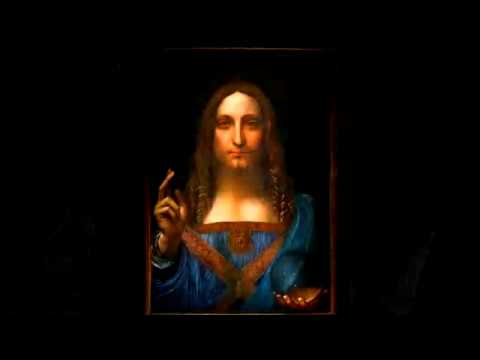 WOW $450.3 Million for a Leonardo da Vinci Painting - a RECORD -  YouTube