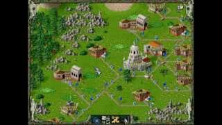The Settlers II Gold Edition DOS - Gameplay