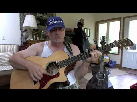 840 - Only Sixteen - Dr Hook - acoustic cover by...