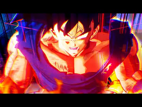 Dragon Ball Z Kakarot... My Journey Begins