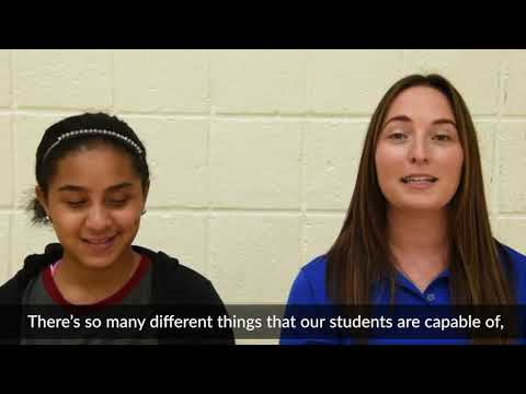 Jessica teaches at The New York Institute for Special Education