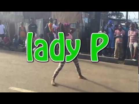Best Sierra Leone Female Entertainment Dancer  - Dance Salone