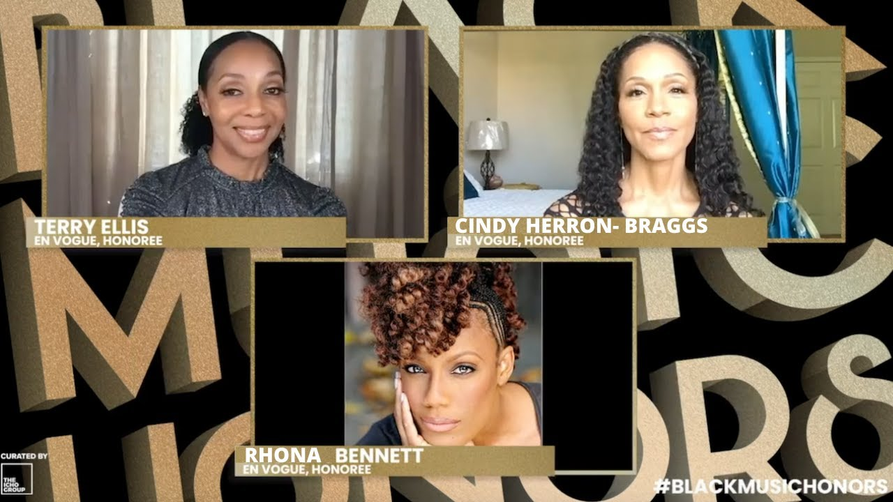En Vogue on mental health during the Black Music Honors press conference