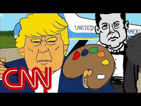 Jake Tapper's cartoon