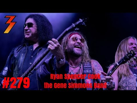 Ep. 279 Gene Simmons Band Setlist Discussion with Ryan Spencer Cook