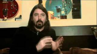 Dave Grohl On Being A Godlike Genius