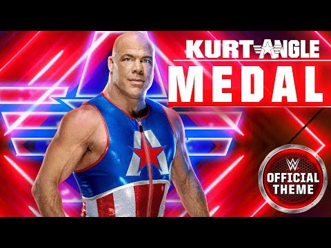 Kurt Angle - Medal (Entrance Theme)