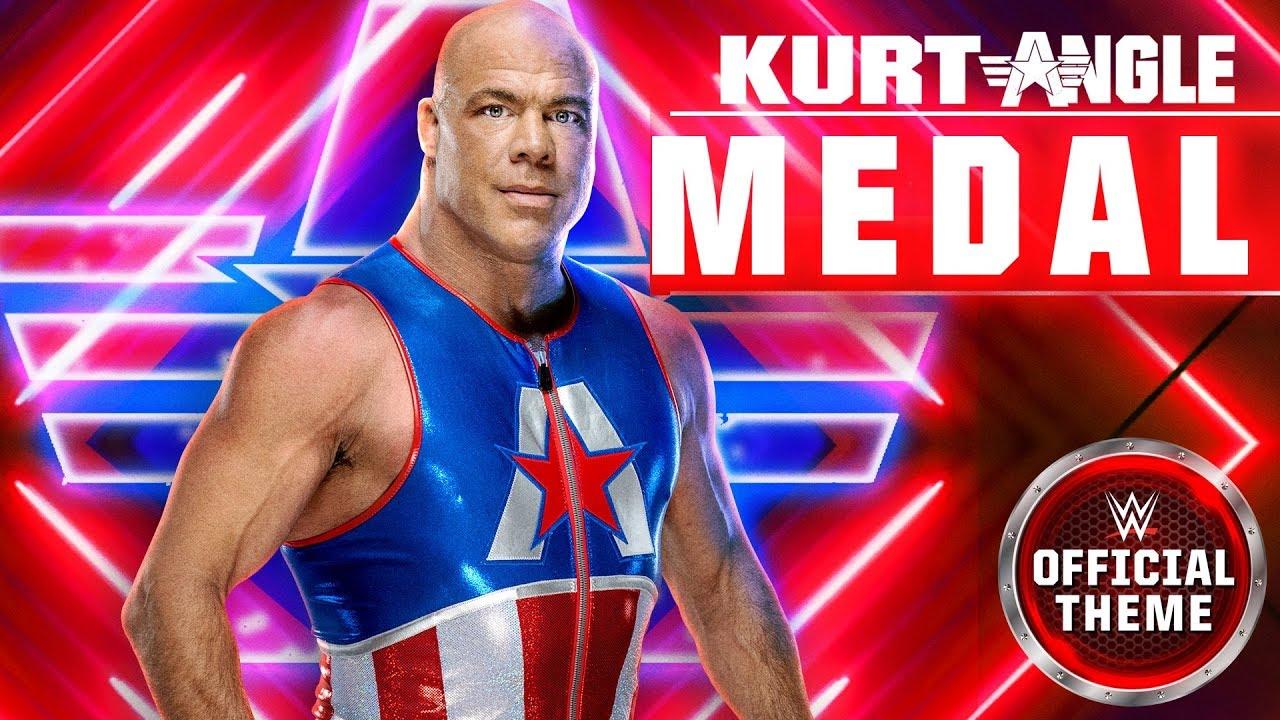 Download Kurt Angle - Medal (Entrance Theme)
