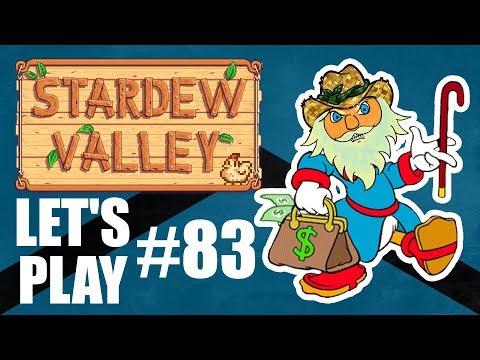 Stardew Valley 1.2 Gameplay Episode 83 | 💲💲💲 MAKING BIG MONEY 💲💲💲 | Carbon Knights