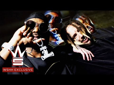 "Juicy J ""Choke Hold"" (Prod. By $uicideboy$) (WSHH Exclusive - Official Music Video)"