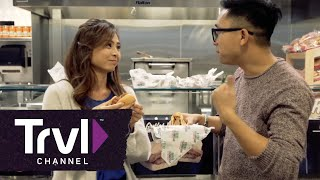 The Best Food at Calgary International Airport - Travel Channel
