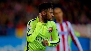 Atlético Madrid vs Barcelona 2-3 All Goals & Highlights 28.01.2015