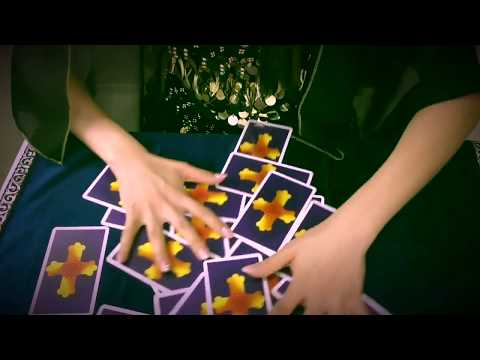 【音フェチ】Fortune Teller RP personal attention〜占い師ロールプレイ【ASMR】