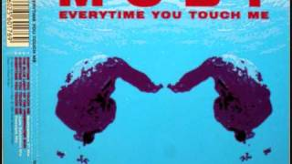 MOBY - EVERYTIME YOU TOUCH ME (UPLIFTING MIX) REMIX 1995