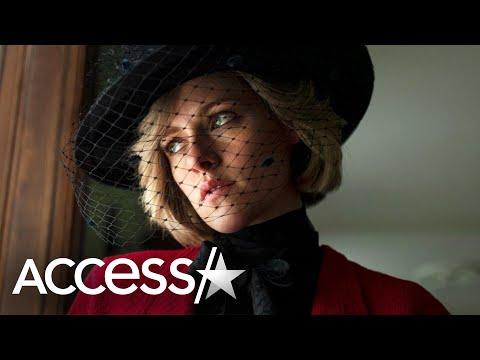 Kristen Stewart's First Look As Princess Diana In Biopic 'Spencer'