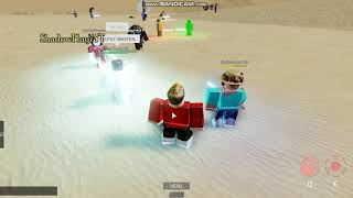 ROBLOX Lightsaber Battles II (GONE WRONG)