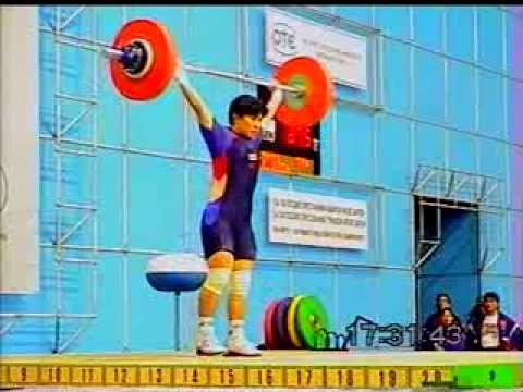 Women 58 kg 1999 World Weightlifting Championships - Athens - by GENADI - Weightlifting Expert