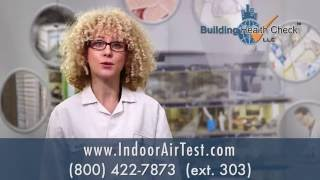 bhc fiberglass diy test kit demo from building health check