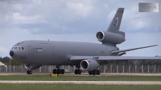 Plane Spotting at RAF Mildenhall 18 & 19-05-2015