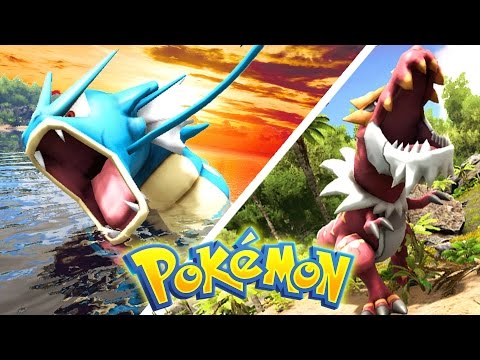 THE MOST REALISTIC POKEMON GAME! (POKEMON 3D ARK MOD)