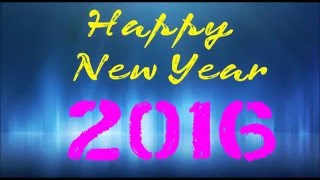 Happy New Year 2016 Quotes SMS Wishes greetings Whatsapp HD