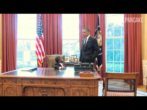Kid President meets the President of the United States of America   New Video