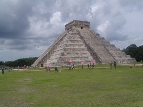 Full Video Tour of Chichen Itza - Yucatan, Mexico