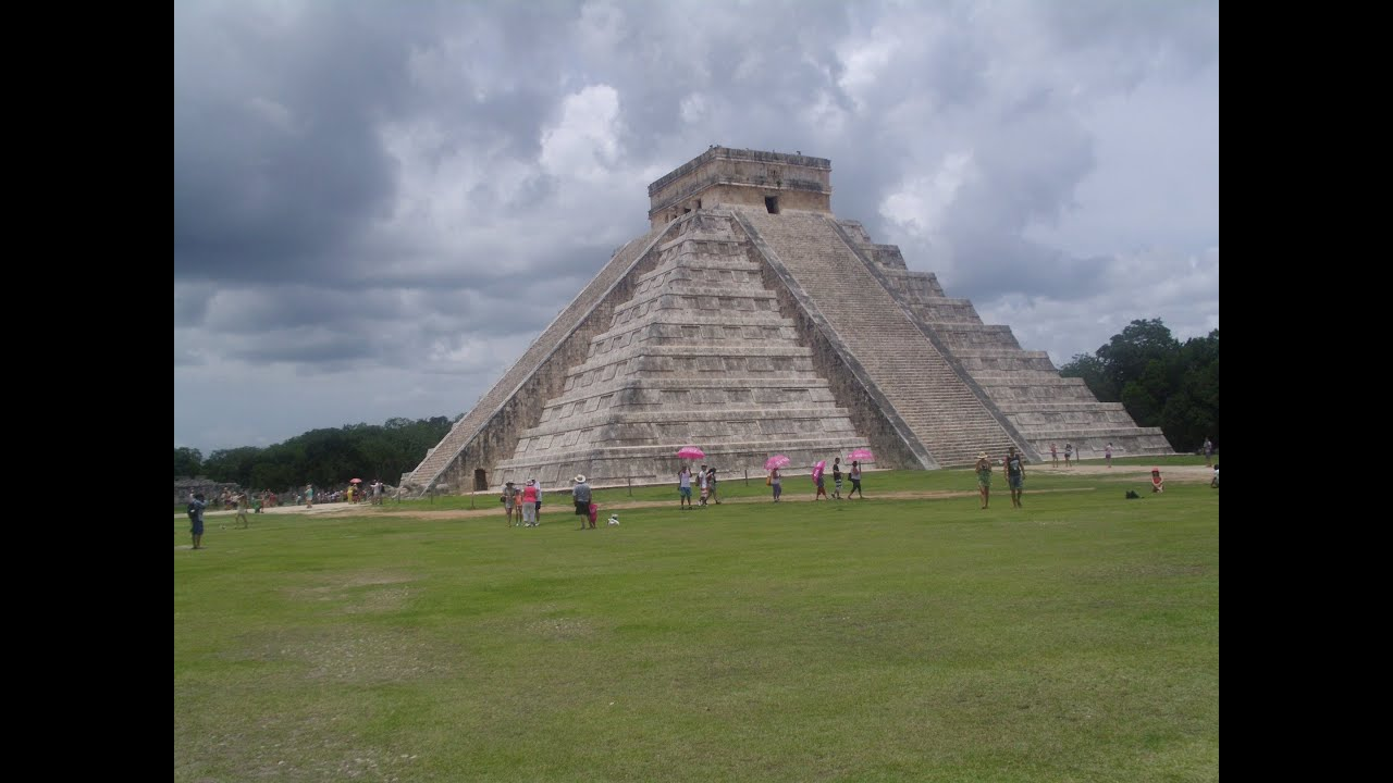 Full Video Tour of Chichen Itza  Yucatan Mexico  YouTube