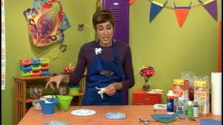 Learn how to make funny or realistic creatures on Hands On Crafts for Kids Show 1412 Crazy Creatures