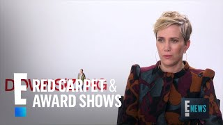 Kristen Wiig Talks Working With