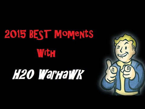 2015 Best Moments with H2O Warhawk
